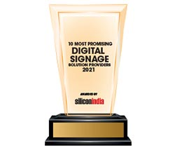 10 Most Promising Digital Signage Solution Providers - 2021