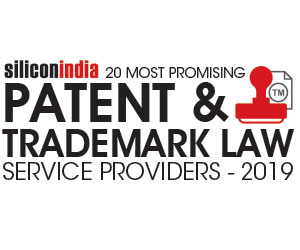 20 Most Promising Patent & Trademark Law Service Providers - 2019