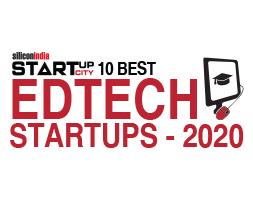 10 Best Edtech Startups - 2020