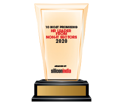 10 Most Promising HRs in Non-IT Sector - 2021