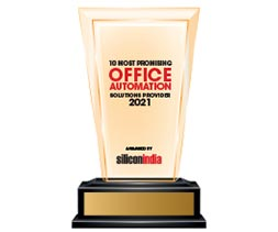 10 Most Promising Office Automation Solutions Provider - 2021