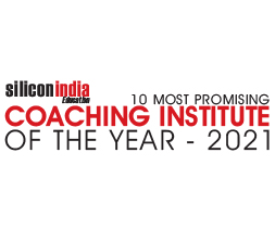 10 Most Promising Coaching Institute Of The Year - 2021