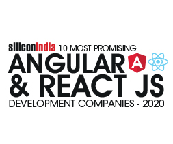 10 Most Promising Angular & React JS Development Companies - 2020