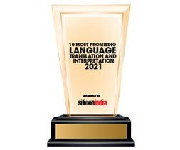 Top 10 Most Promising Language Translation and Interpretation - 2021
