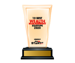 10 Best Wealth Management Startups - 2020