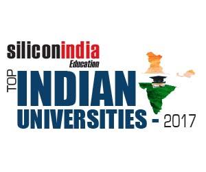 Top Indian Universities – 2017