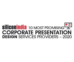 10 Most Promising Corporate Presentation Design Services Providers - 2020