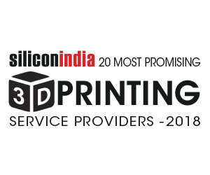 20 Most Promising 3D Printing Service Providers-2018