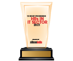 10 Most Promising HRs in IT Sector - 2021