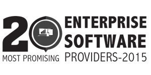 20 Most Promising Enterprise Software Providers - 2015