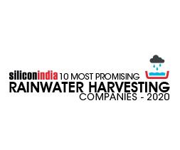 10 Most Promising Rainwater Harvesting Companies - 2020