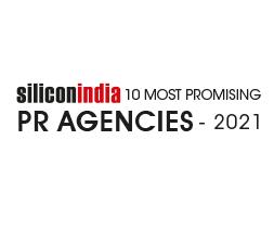 10 most promising PR agencies - 2021