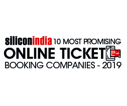 10 Most Promising Online Ticket Booking Companies – 2019
