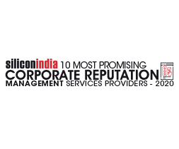 10 Most Promising Corporate Reputation Management Services Providers - 2020