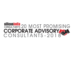20 Most Promising Corporate Advisory Consultants – 2018