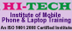 Hi-Tech Institute of Mobile Phone & Laptop Training