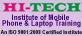Hi-Tech Institute of Mobile Phone & Laptop Training