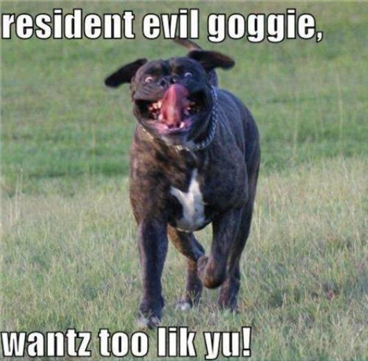 Resident Evil Doggie