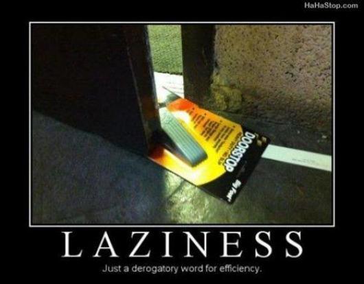 Heights Of Laziness