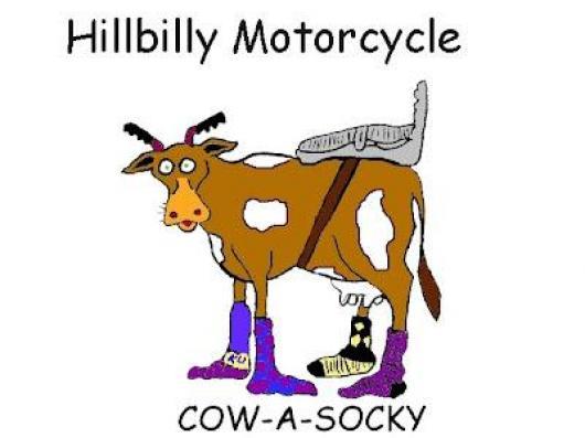 Cow-A-Socky (Kawasaki) Bike
