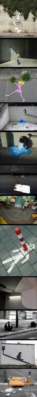 Awesomne Street Art