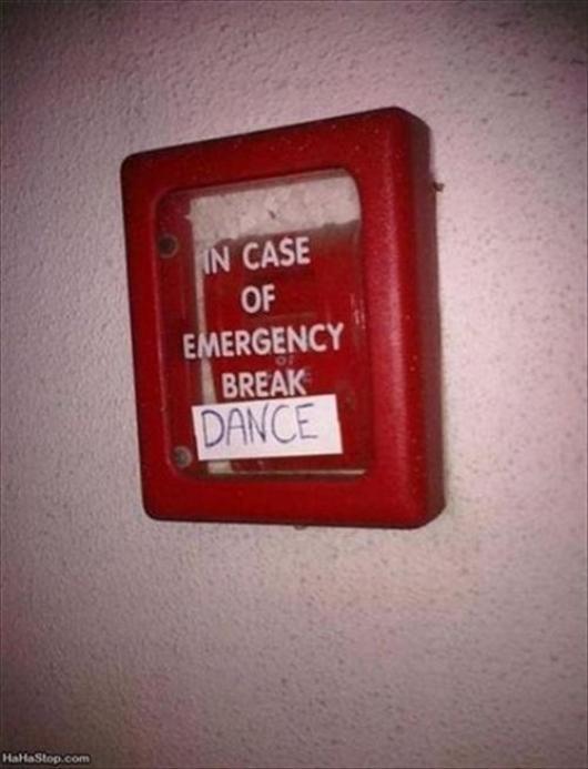 Emergency Break Dance