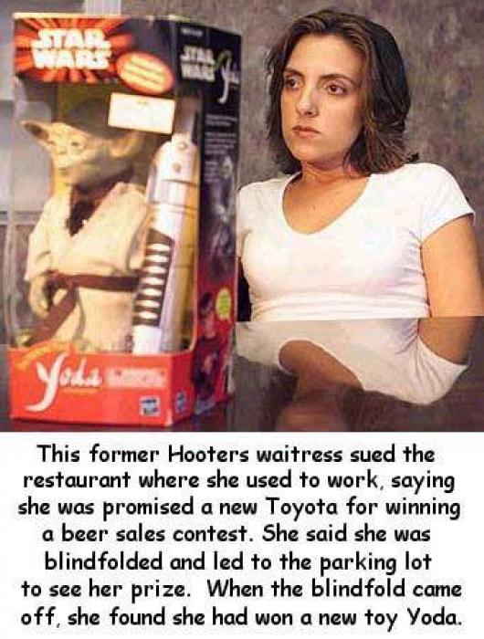 Toyota Or Toy Yoda