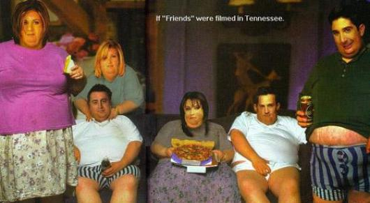 F.R.I.E.N.D.S in Tennessee
