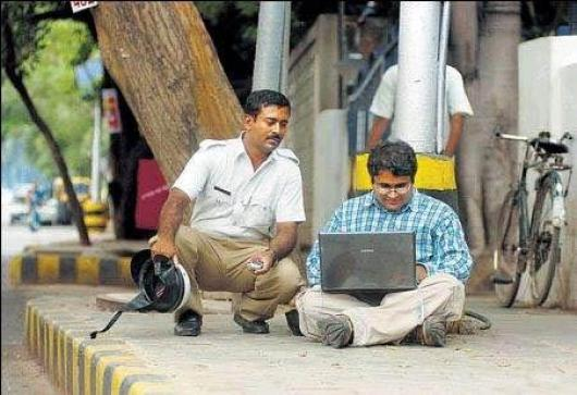 Technology on Streets