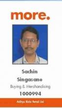 Sachin Jagdish Singasane