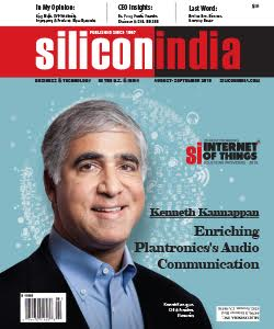 Kenneth Kannappan: Enriching Plantronics's Audio Communication