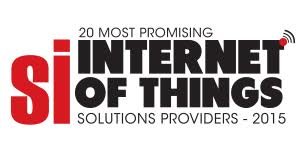 20 Most Promising IoT Solutions Providers 2015