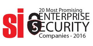 20 Most Promising Enterprise Security Solution Providers 2016