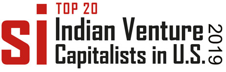 Top 20 Indian Venture Capitalists in U.S. - 2019