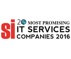 20 Most Promising IT Services Companies-2016