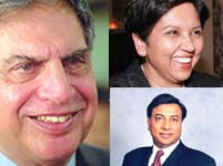 Tata, Mittal, Nooyi in Fortune's power list