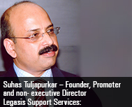 Legasis Support Services: Winning Clients' Confidence with the Right Fusion of IT & Law