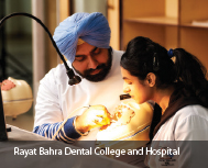 Rayat Bahra Dental College and Hospital: Reshaping the conventional learning process