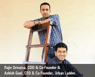 Urban Ladder Raises Rs.120 Crore Funds in Series B from Steadview Capital