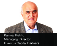 Kanwal Rekhi, Managing Director, Inventus Capital