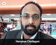 Hanuman Chodagam, Deputy General Manager-Smart Solutions, Cyient