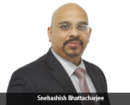 Snehashish Bhattacharjee, Co-founder & Global CEO,  Denave