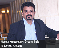 Ganesh Kuppuswamy, Director, Arcserve India & SAARC