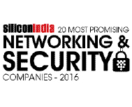 20 Most Promising Networking and Security Companies - 2016