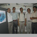 Yahoo! inaugurates hadoop cluster lab at IIT Bombay