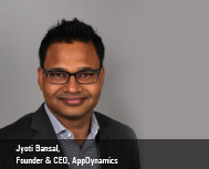 Jyoti Bansal founded AppDynamics secures $120 Million