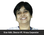 Kiran Aidhi, Director-HR, Virtusa Corporation