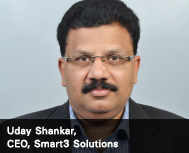 Smart3 Solutions: IoT Solution Provider with Primary Focus On Security, E-Surveillance & Video Analytics