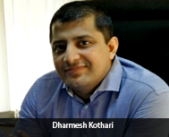 Dharmesh Kothari, Co-Founder & Director, Burnbill