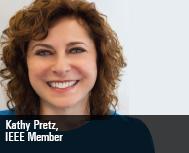KATHY PRETZ, IEEE MEMBER